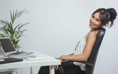 4 dicas para escolher sua cadeira de trabalho ideal
