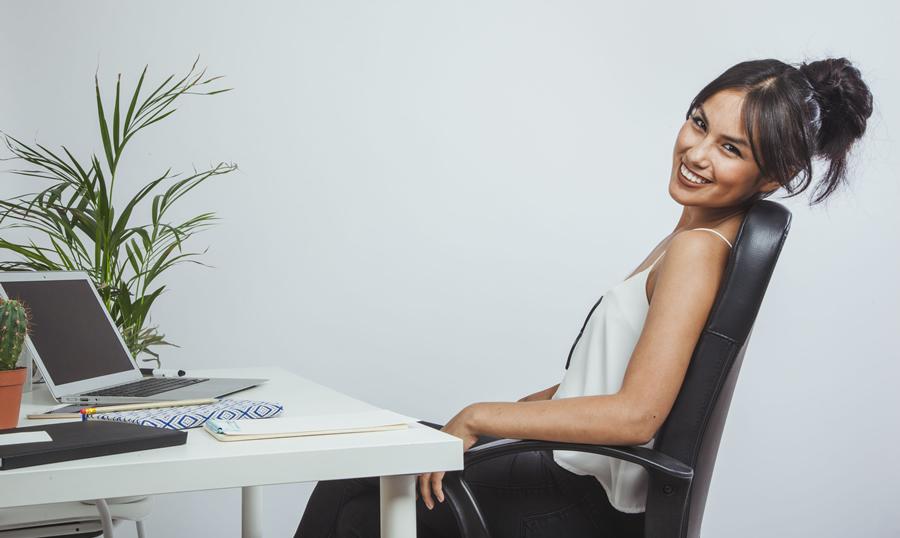 4 dicas para a escolha de sua cadeira de trabalho ideal